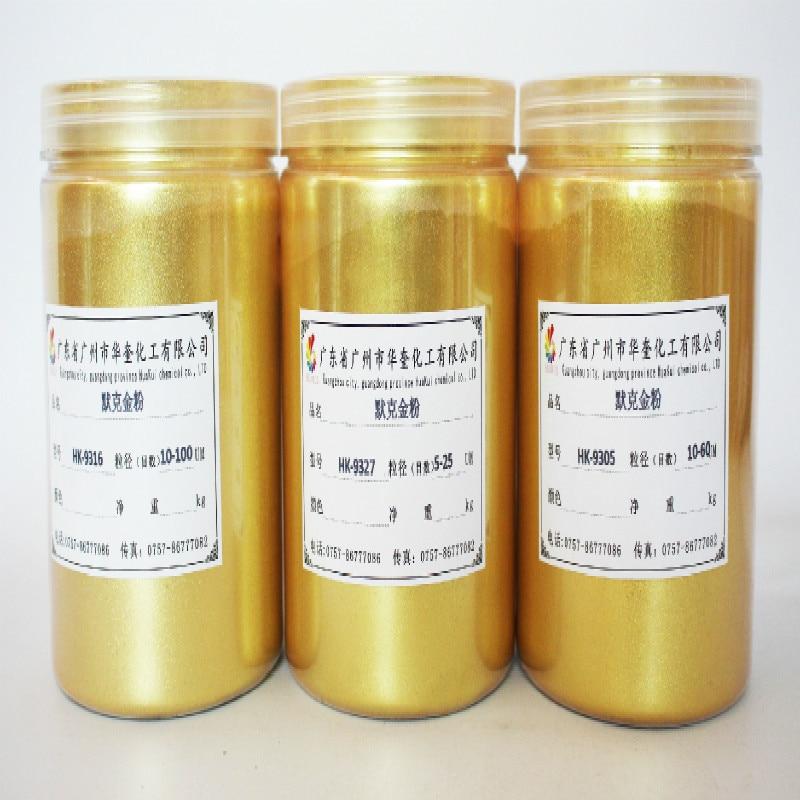 24K Gold Foil Powder Super Flash Import Merck Gold Powder 999 Super Flash Gold Powder Ink Screen Printing Couplet Gold Powder