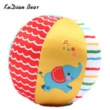 Bayi Mainan Hewan Bola Lembut Boneka Mainan Bola Bayi Guncang Bayi Bayi Tubuh Bangunan Bola Untuk 0-12 Bulan-BYC100 PT49