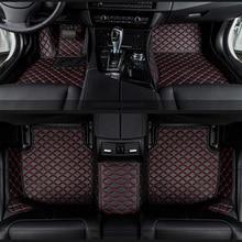 лампа для чтения gzautopart vw vw volkswagen sagitar car floor mats for Volkswagen vw passat polo golf tiguan jetta touran touareg bora Sagitar Magotan Teramont Custom styling 3D