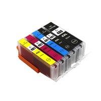 BLOOM Compatible PGI 480 CLI 481 PGI 480 CLI 481 XXL ink cartridge for CANON PIXMA TR7540 TR8540 TS6140 TS8140 TS9140 printer