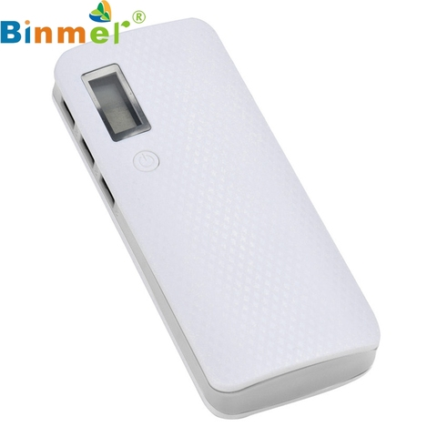 Binmer 3 USB Ports 5V 2A 5x18650 Power Bank Battery Box Charger For iPhone 6s Pakistan