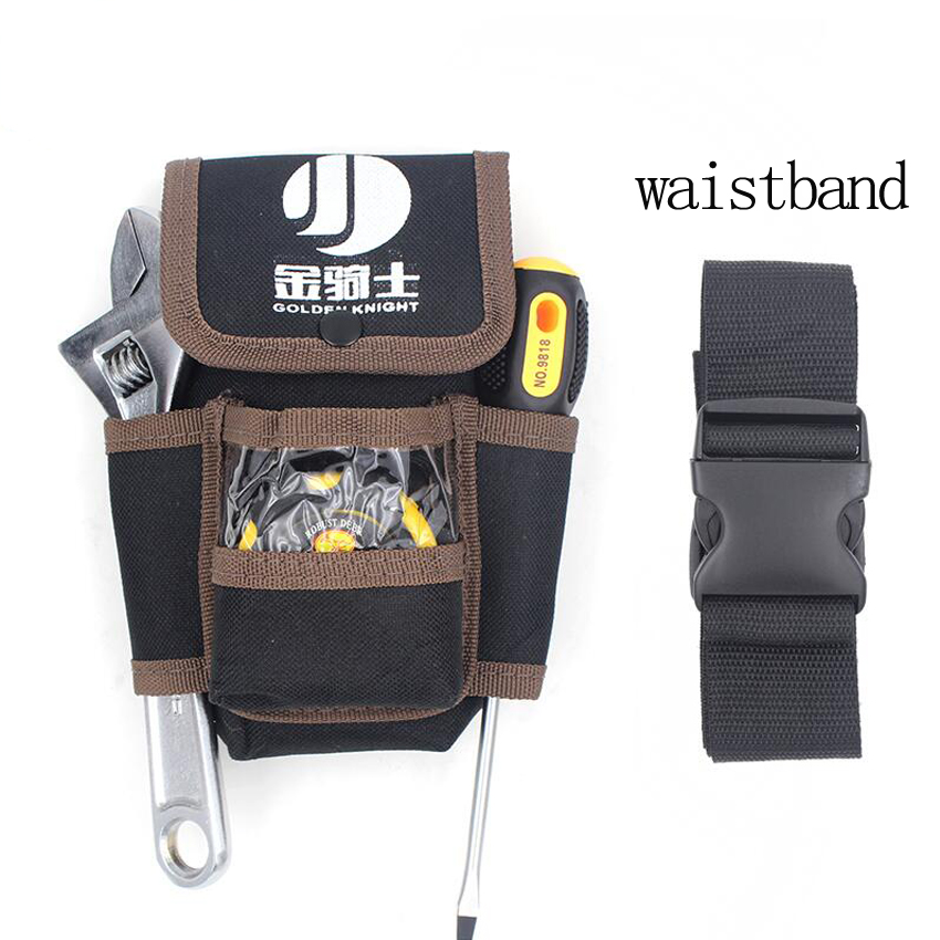 Bolso de herramientas de electricista multifuncional Kit de - Almacenamiento de herramientas - foto 3