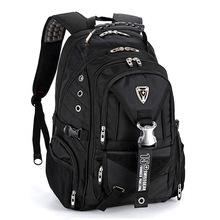 17 Inch swiss Men Laptop Backpack gear men travel laptop backpack waterproof male Man's Backpacks waterproof oxford Mochila sac