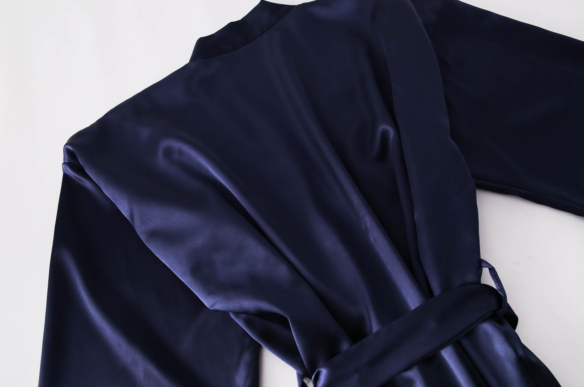 халат размер шелковые United 15