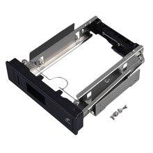 Лидер продаж HD314 SATA HDD-ROM горячей замены внутренний корпус Mobile Rack для 3.5 дюймов HDD Прямая доставка
