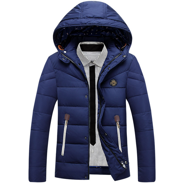 Jaqueta Masculina 2017 New Winter White Goose Down Jacket Men 3XL ...
