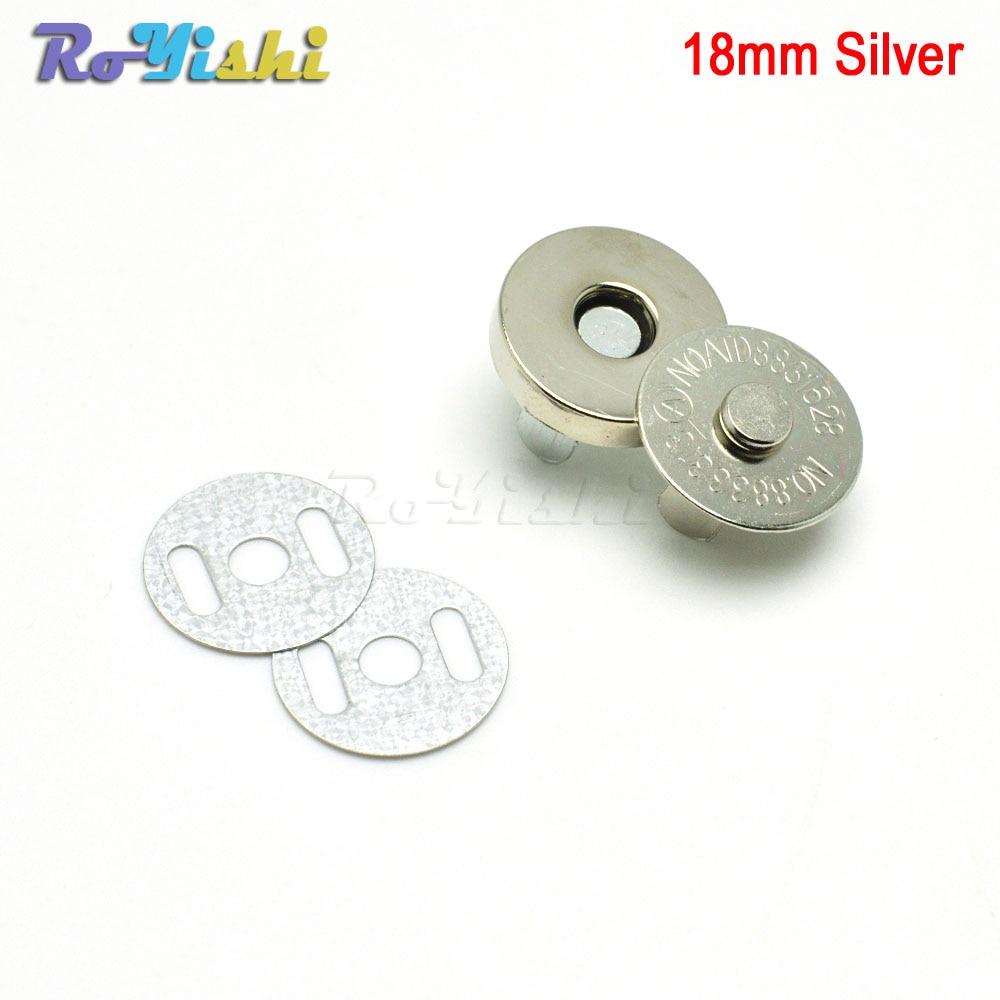 18mm Silver