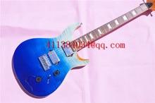 Hot! 2016 China neue blaue gitarre, e-gitarre, freies verschiffen, hohe qualität, austauschbare ebenholz müssen hinzufügen $20