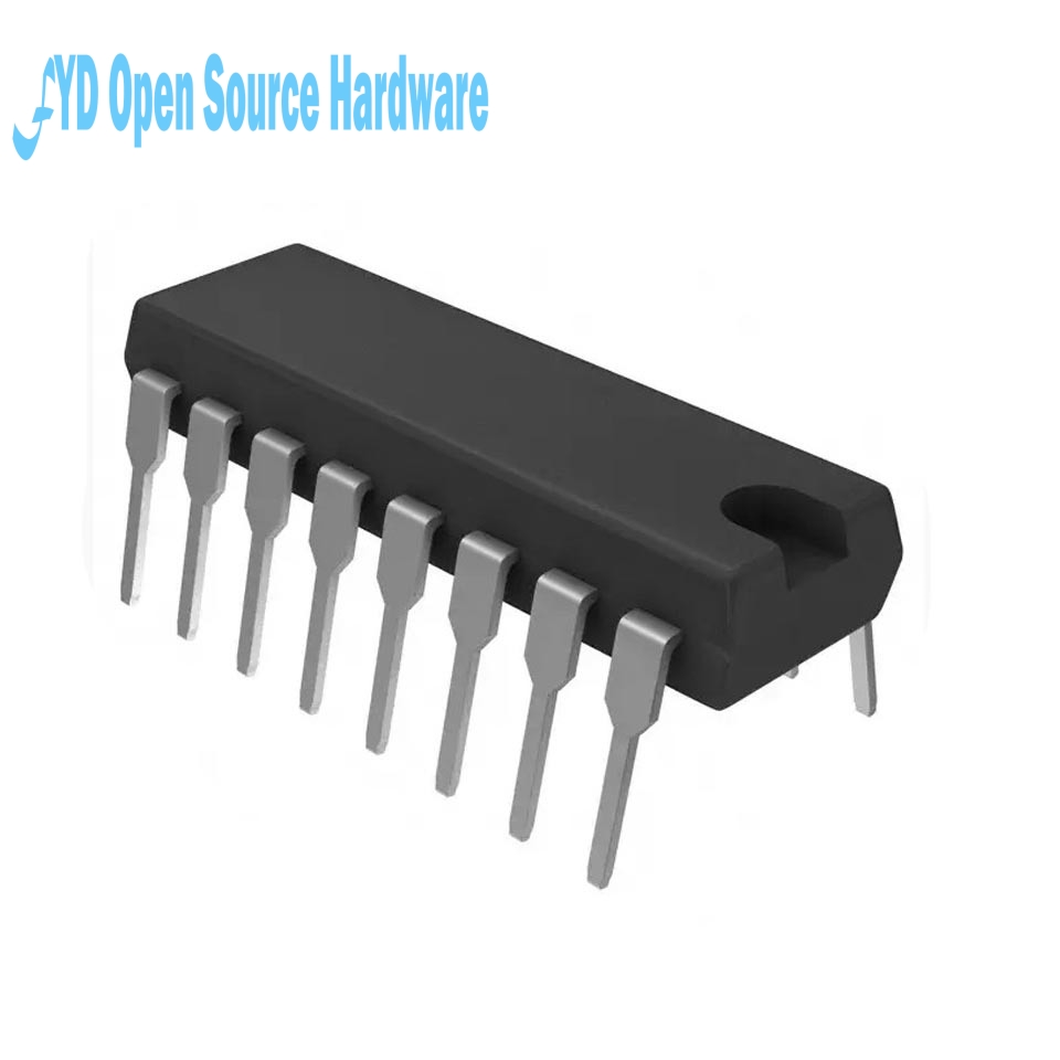10pcs Cd4028be Hef4028 Hcf4028 Bcd Code Decimal Decoder Dip 16 In Keypad Circuit That Will Convert From To Integrated Circuits Electronic Components Supplies On Alibaba