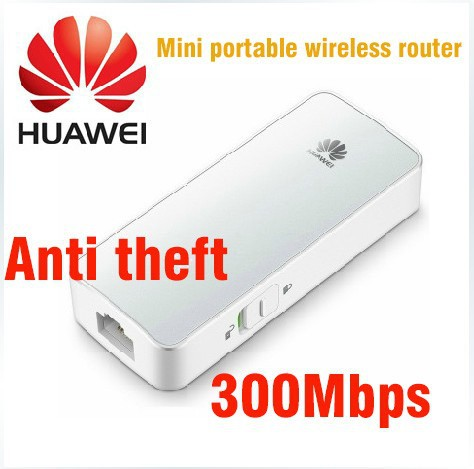 Huawei-WS331a-300Mbps-2-4Ghz-mini-portable-wireless-router-wifi-repeater-security-lock-feature-router-for