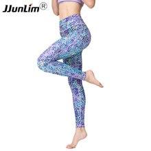 Femmes de sport de yoga pantalon Élastique imprimé Yoga Sport Leggings Pour  Femmes Sport Serré Yoga Leggings Running Fitness Pan. 71bbd68b824