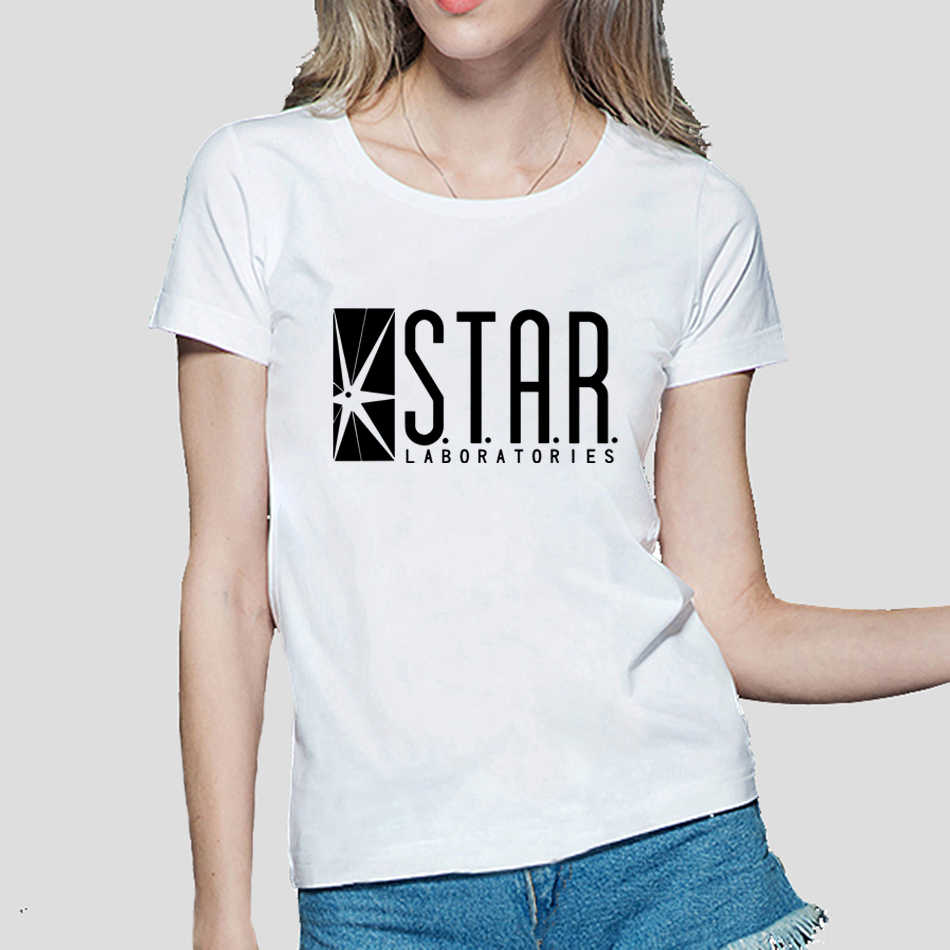 S.T.A.R Sterne Labors frauen t-shirt 2020 neue sommer mode baumwolle t shirts harajuku femme t-shirt Star Labs hipster top tees