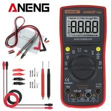AN882B+ TURE RMS Digital Multimeter Auto NCV AC DC LCR Volt  Meter Tester Temprature Continuity Diode measurement