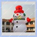 HOT Inflatable Snowman 20ft Height,Outdoor Christmas Inflatables CE/UL Blower Included FREE Shipping Inflatable  Snowman