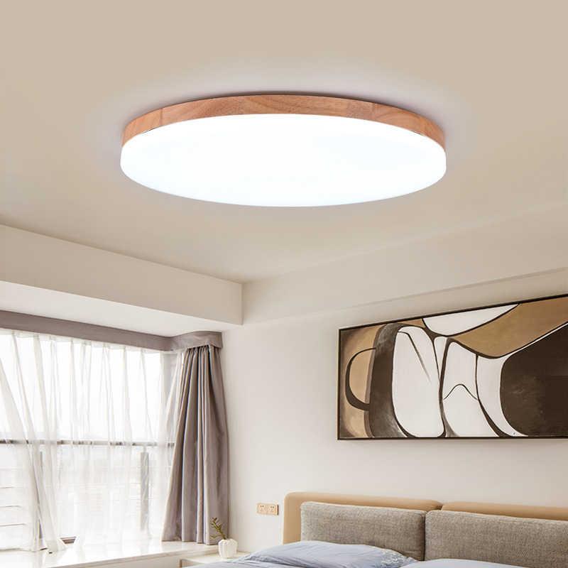 Светодиодный Современный железо акрил цветной круглый 5 см супер тонкий светодиодный светильник. светодиодный свет. потолочные светильники. светодиодный потолочный светильник. потолочный светильник для фойе