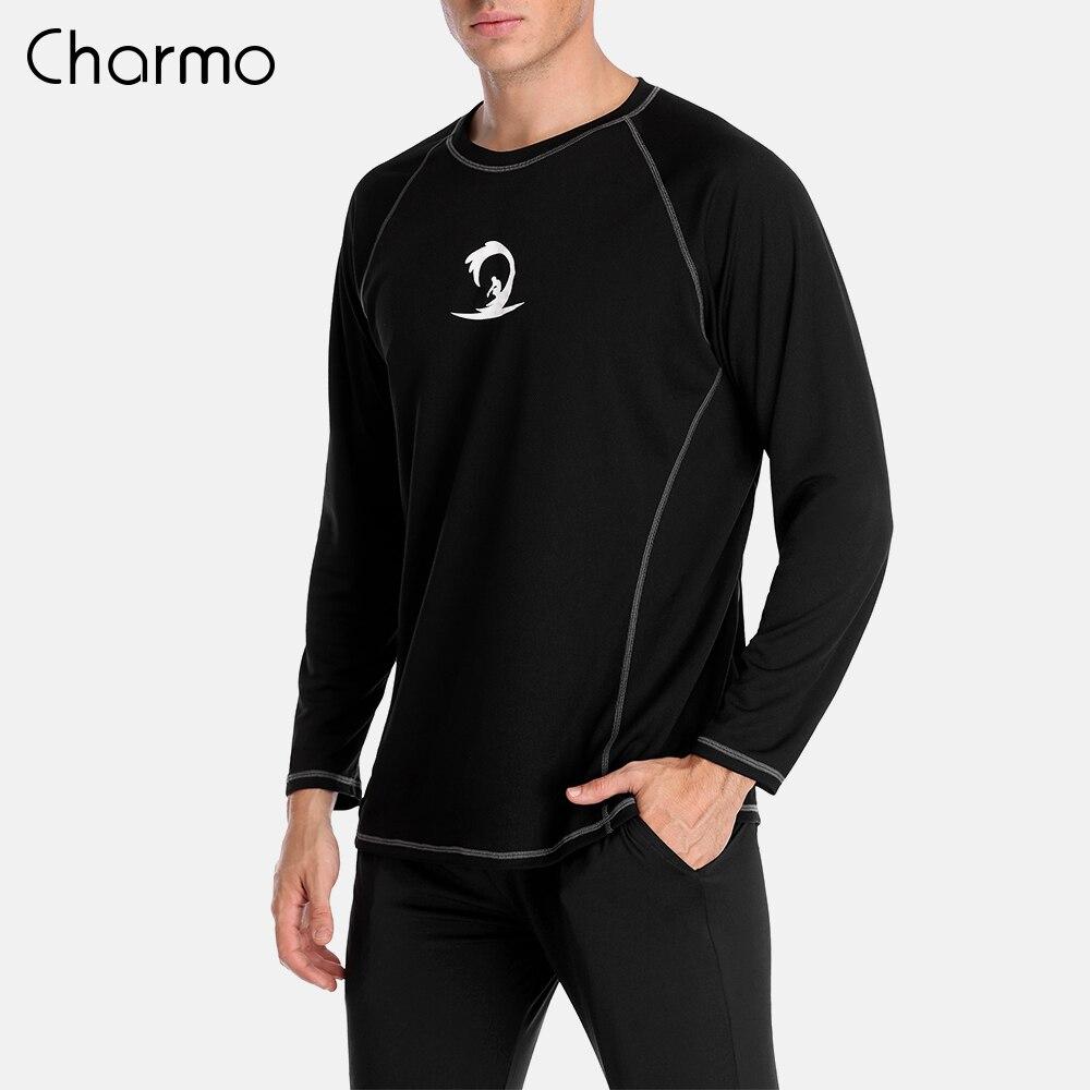 Camisa de mergulho de secagem rápida dos homens de charmo camisa de mergulho dos homens curtos de secagem rápida