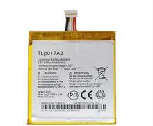 06544fc122e Batería del teléfono móvil 3,8 V 1700 mAh TLp017A1 para Alcatel OT6012  ídolo Mini 6012D 6012X 6012A 6012 W TLp017A2 Batteria