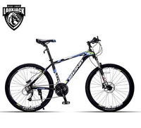 SHANP Mountain Bike Aluminum Frame 27 Speed Shimano 26 Wheel Hydraulic Mechanical Brakes
