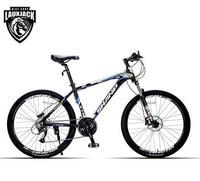 SHANP Mountain Bike Aluminum Frame 27 Speed Shimano 26 Wheel Hydraulic Mechanical Brakes