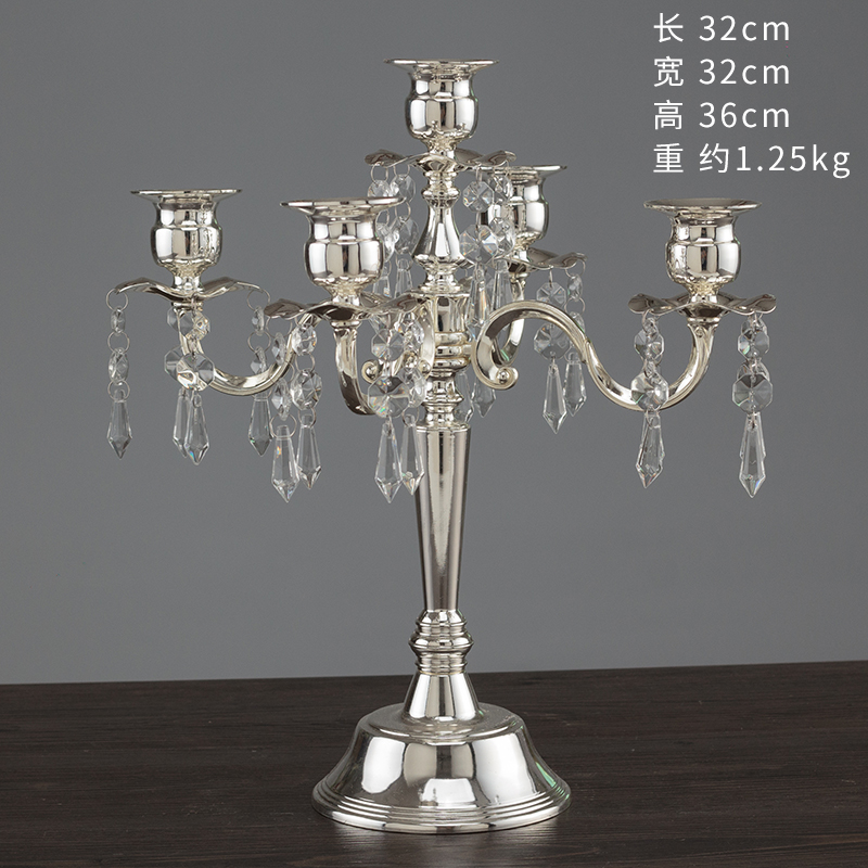 Shinny Floating Centerpiece: Romantic Wedding Centerpieces Candelabra Parties