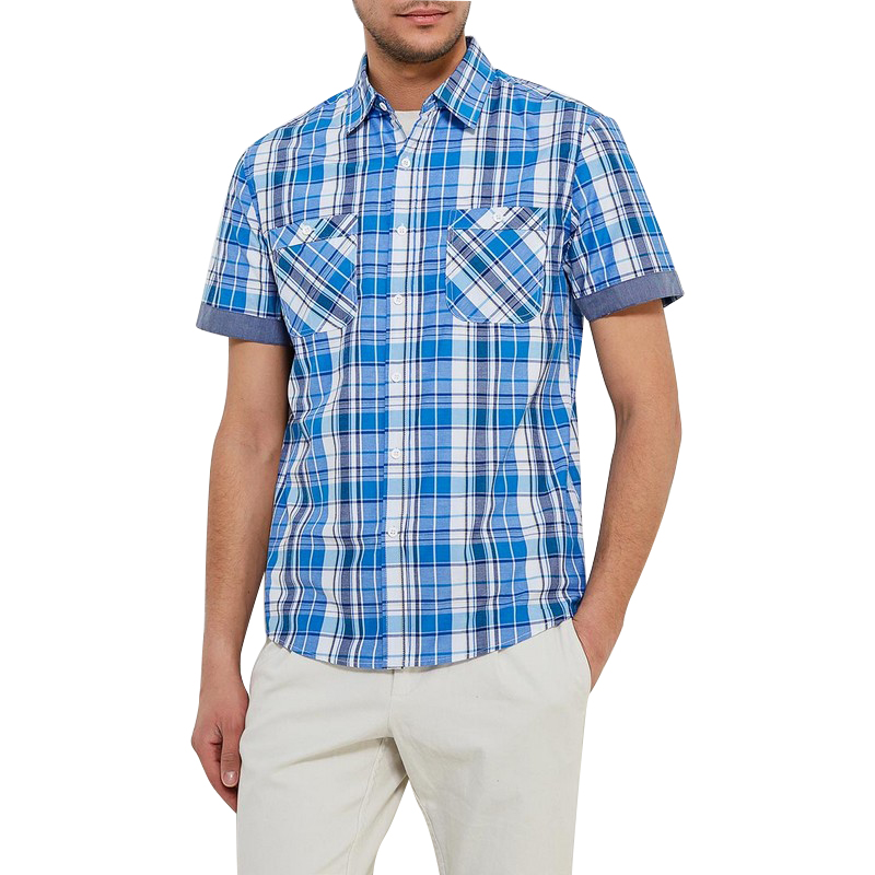 Shirts MODIS M181M00152 shirt for male TmallFS рубашка modis modis mo044egvgm43