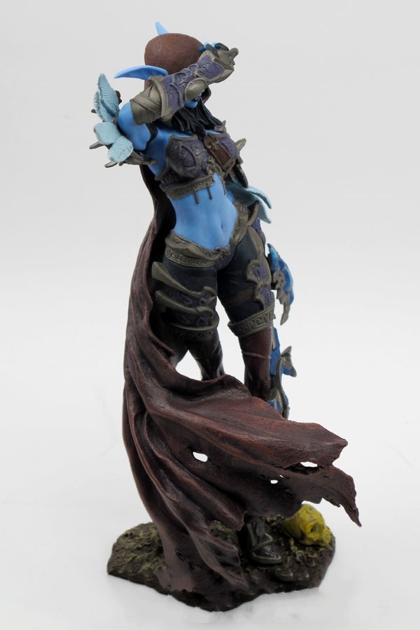 NEW in stock Forsaken Queen Sylvanas Windrunner Action Figure wow DC6 Collectible Toy 2