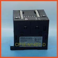 New and original CP1E-N14DT-D OMRON Plc controller Relay output CP1E N14DT 100% new and original xgq ry2a ls plc output unit relay output 16 points