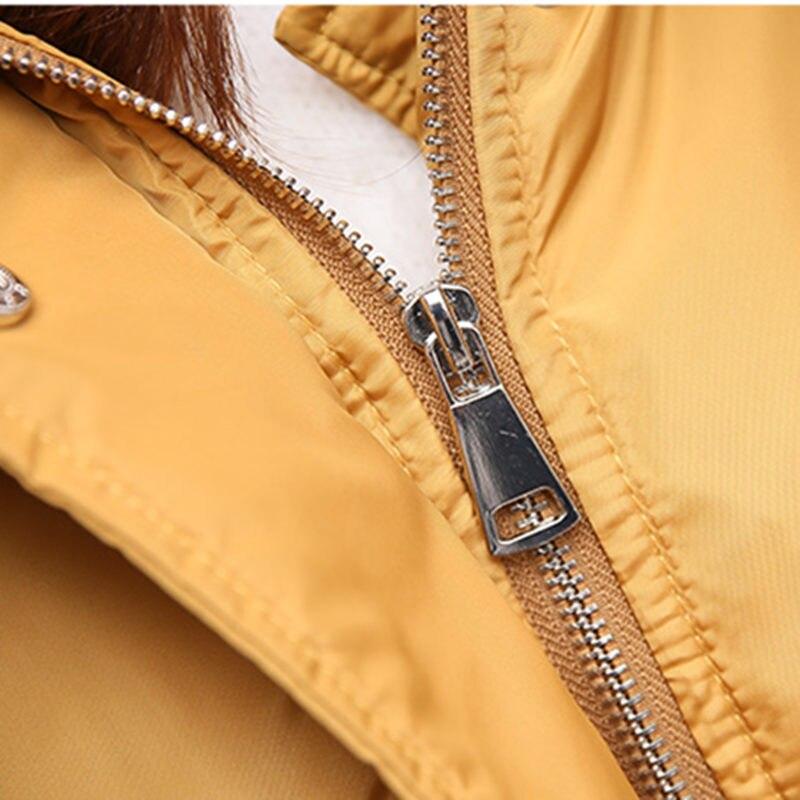 Femmes Pull 2019 yellow Vêtements Brown D'extérieur Doudoune White Femme Fur Capuche Veste Fur Yellow Fur Fur white Extérieur Solide Chauds Black Décontracté Lâche Nouvelles Jaune Fourrure Longue Ac161 D'hiver À black 5Z5r4YqCwx