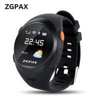 Zgpax S888A gps lbs wifi子スマート腕時計sos緊