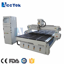 3D Wood CNC Router 1325 3 Axis 3.0KW Spindle Support Type3 Software and T-slot table CNC Woodworking Carving Machine