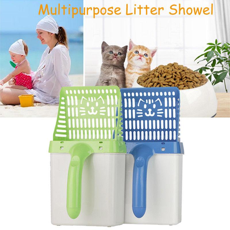 2019 Brand New Neater Litter Scooper Cat Sifter Sifter Filter System Housebreaking