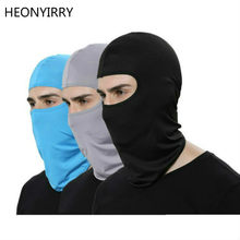Outdoor Sports Neck Motorcycle Face Mask Winter Warm Ski Snowboard Wind Cap Police Cycling Balaclavas Face Mask Tactical Mask(China)
