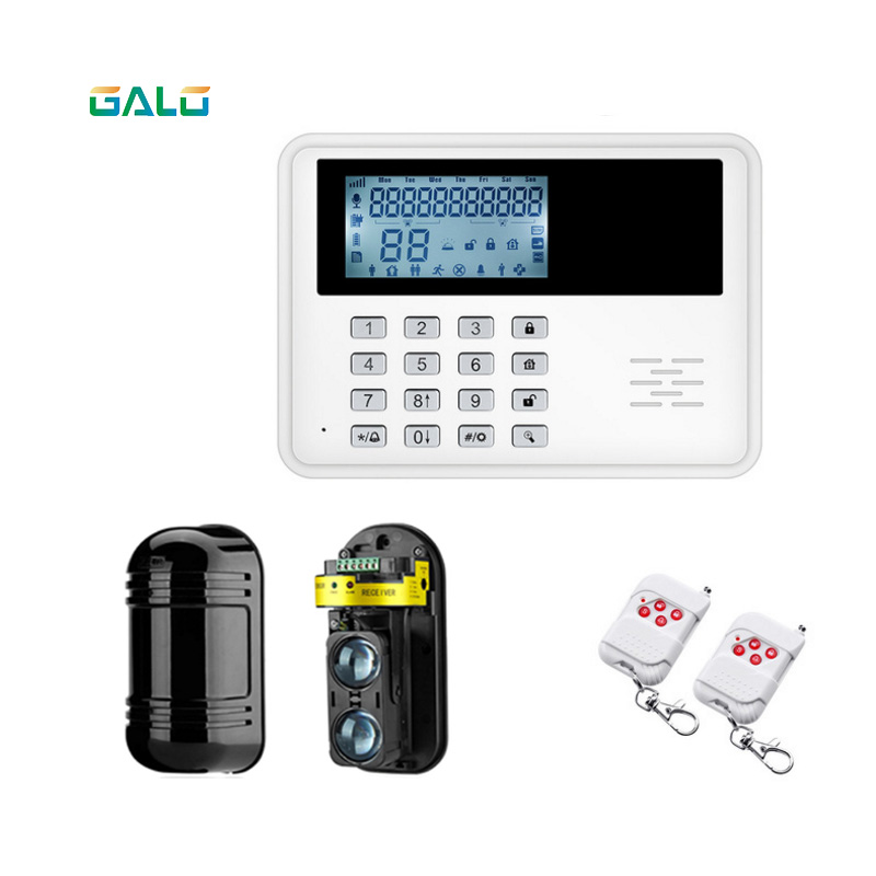 Wall protection GSM Alarm Wireless IOS/Android APP Control Home Burglar Security Protection Alarm System bulk order price best ethernet alarm wireless tcp ip alarm gsm alarm system for smart home security protection alarm with app