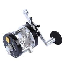 PALAEMON Fishing Reel BF40 5.3:1 High Speed Fishing 6 + 1BB Baitcasting Reel