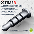 Jakcom Original Andriod Smart key Earphone jack Dust plug for Xiaomi Samsung bests headphones phone bluetooth headset etc