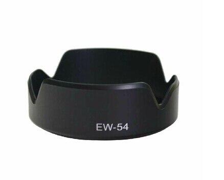 Ew-54 ew54 kamera gegenlichtblende für canon eos m ef-m 18-55mm f3.5-5,6 ist stm