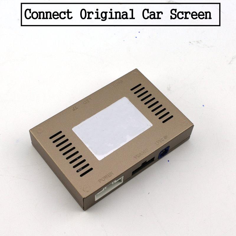 Original screen upgrade Interface Adapter backup Camera Decoder 15