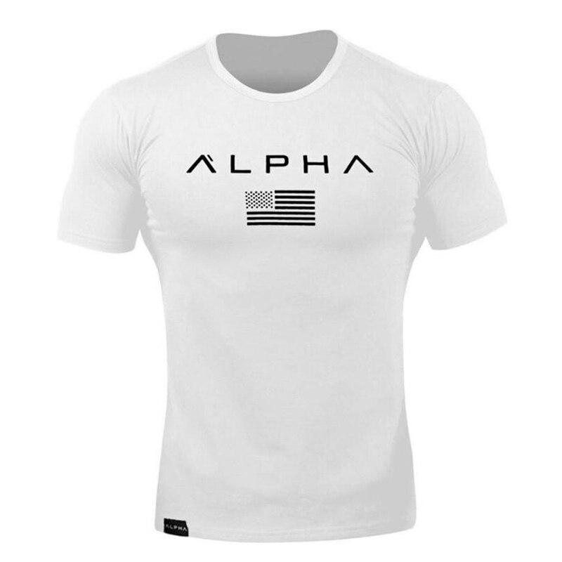 18 Mens Military Army T Shirt 17 Men Star Loose Cotton T-shirt O-neck Alpha America Size Short Sleeve Tshirts 17