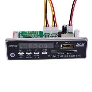 Image 2 - AIYIMA Bluetooth MP3 デコーダボードオーディオモジュール WMA WAV USB SD デコード FM Aux ラジオ用 Diy
