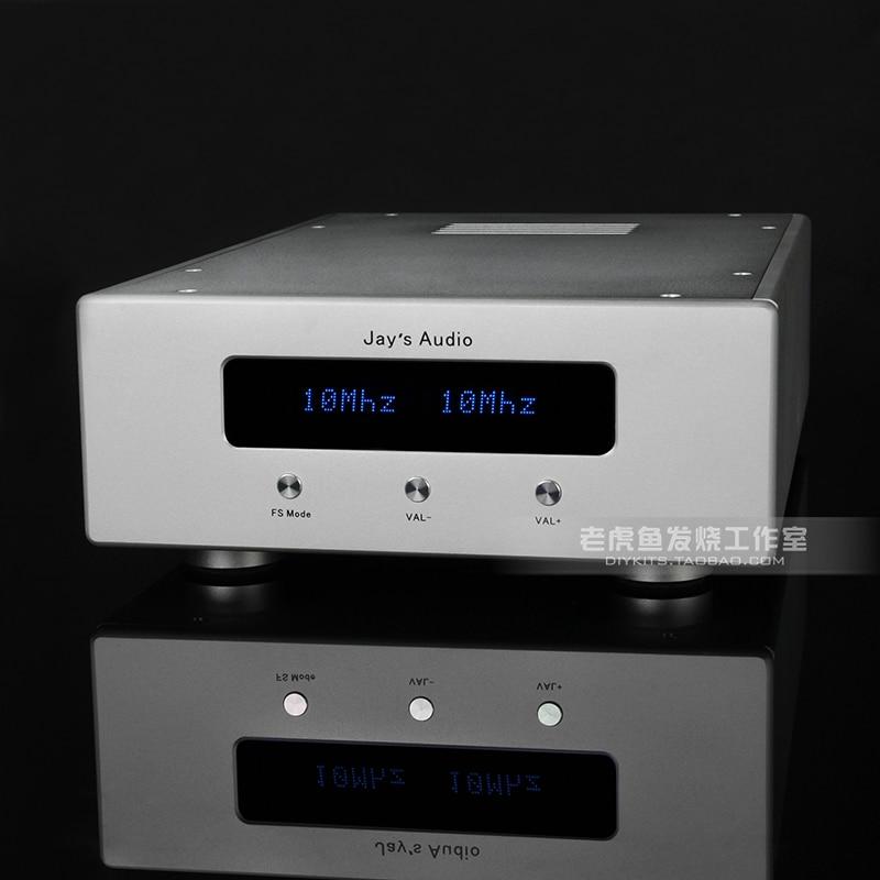 2017 New Music Hall 10.000M Ultra Precision & Low Noise RB Word Rubidium Atomic Clock Generator HIFI