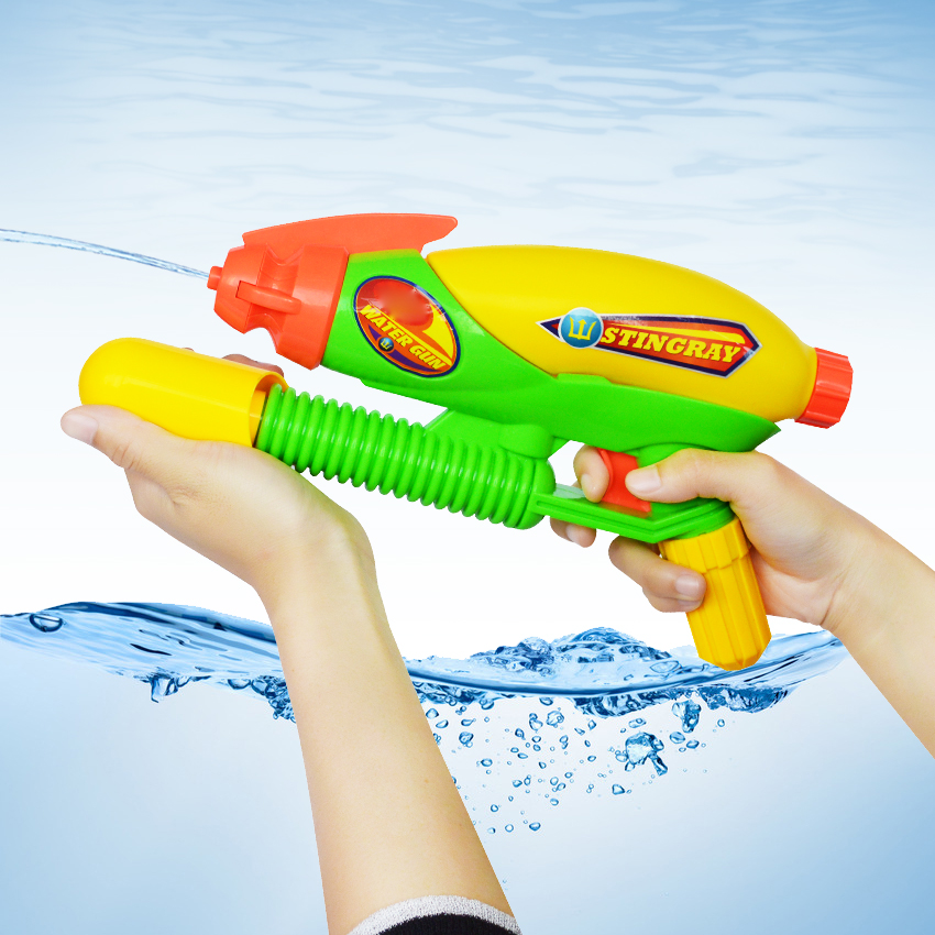 High Pressure Pump Big Water Gun Toys Super Soaker Firing Range 7-10m Summer Outdoor Fun & Sports Game Shooting Kids Gift