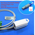 long cable adult finger clip  SPO2 Sensor with 5pin for force health PC9000F patient monitor