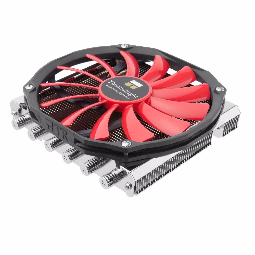 Thermalright AXP-200R ITX HTPC ordinateur refroidisseurs AMD Intel dissipateur thermique pour processeur/refroidissement LGA 775 2011 1366 AM3 AM4 FM2 FM1 refroidisseurs/ventilateur