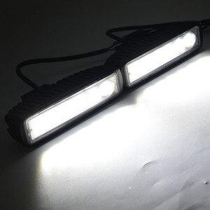 Image 3 - 2 cái Safego ánh sáng xe thanh 18 Wát làm việc ánh sáng 24 V Xe Máy Lái Xe Off road Tractor đèn xe tải đèn 12 V led công việc nhẹ