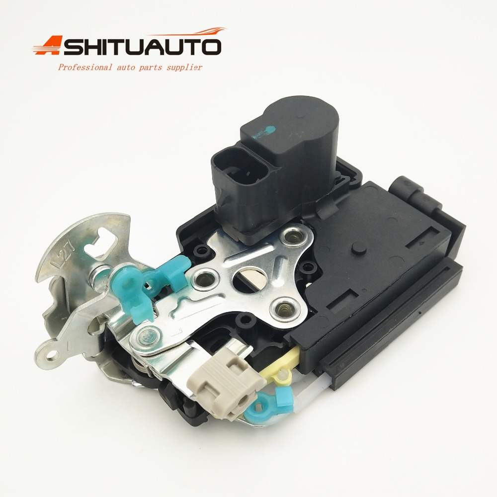 AshituAuto High Quality Lock Mechanism Door Lock Actuato Front Left for Chevrolet Aveo Lova Pontiac G3