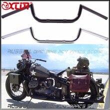 Мотоцикл м бар кафе racer clubman 22 мм руль для honda ca250 cmx250 и многое другое