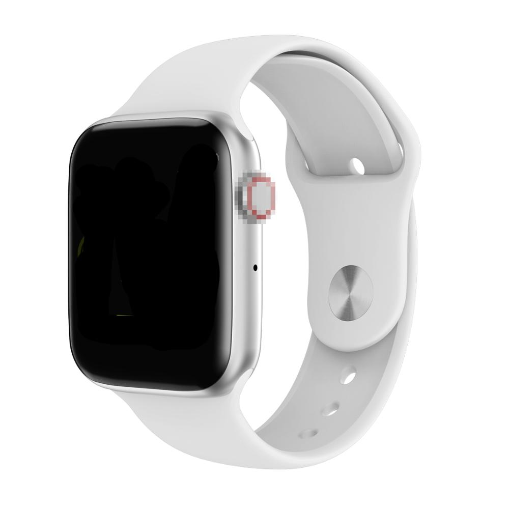 <font><b>44mm</b></font> <font><b>Smart</b></font> <font><b>Watch</b></font> Series 4 Clock Push Message Bluetooth Connectivity For Android phone IOS apple iPhone 6 7 <font><b>8</b></font> X Smartwatch <font><b>iwo</b></font> 10 image
