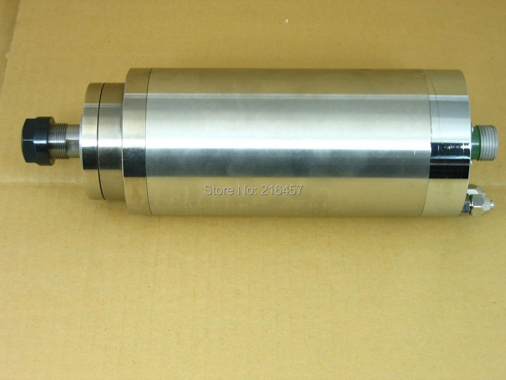 Buy Water Cooled Cnc Spindle Motor 1 5kw