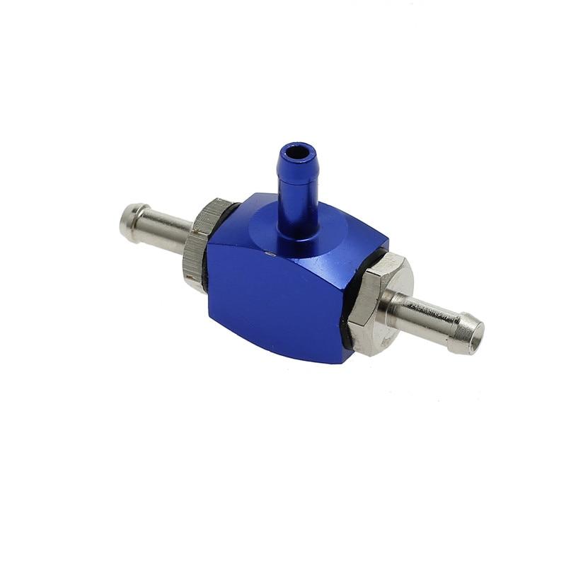 Adjustable Car Manual Turbo Boost Controller Turbocharger Valve Blue