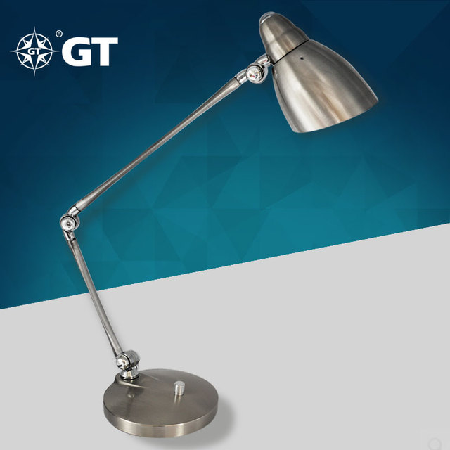 GT-Lite LED Desk Lamp,Modern Style,Eyes Protection,110V 220V 230V,Student Study Reading Dimmer Foldable,Desk Lamp,GTTL24